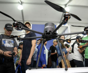 Tecnología colombiana mostró avances en feria aérea